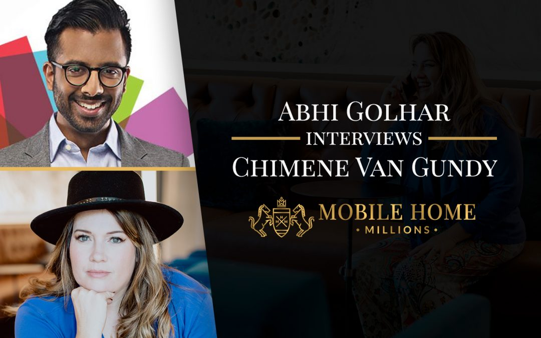 Abhi Golhar Interviews Chimene Van Gundy