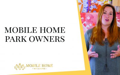 Mobile Home Park Owners