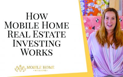 How Mobile Home Real Estate Investing Works