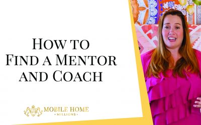 How to Find a Mentor and Coach
