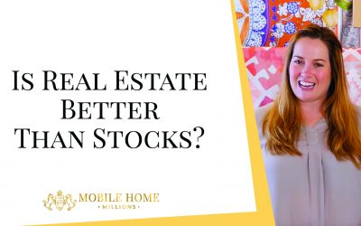 Is Real Estate Better Than Stocks?